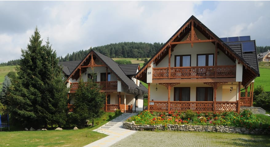 Apartment in the heart of Pieniny - Jaworki / Szczawnica - Leilighet