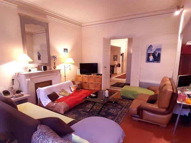 Chambre privée - Chez Cha - Béziers - Leilighet