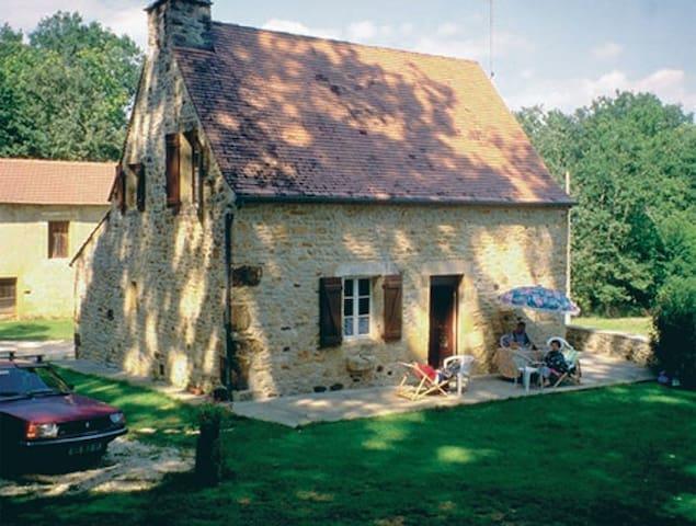 Bernicotte, gite dans Lot - Cazals - Midi-Pyrénées - Hus