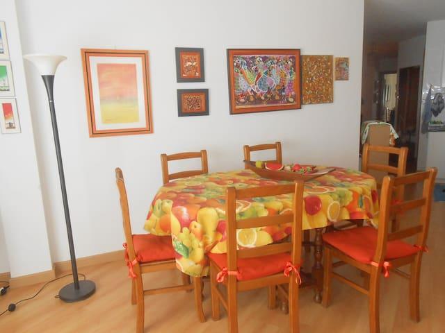 Apartamento p/ férias no Grove (Praias en Galicia) - O Grove - Apartamento