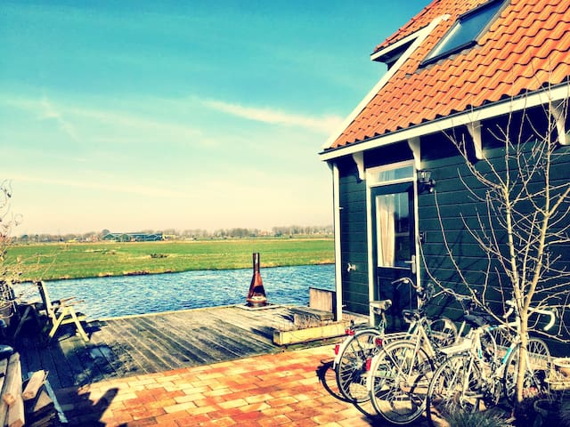 Room with a view, near Amsterdam - Broek in Waterland - Hus