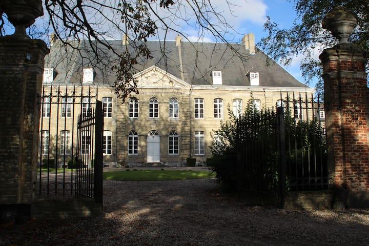 Ancienne Abbaye Sainte Colombe - Blendecques - Wohnung