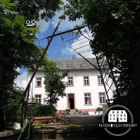 Haus Eulenburg - Büllingen - Talo
