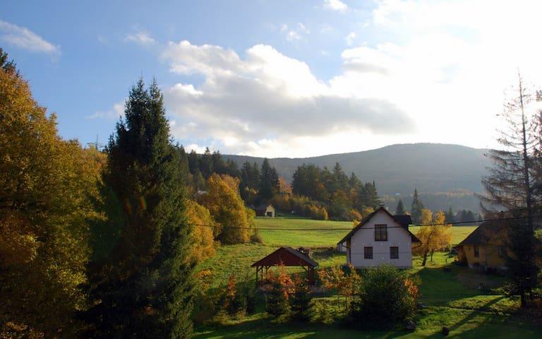 Rožnov - holiday house directly under Mnt Radhost - Rožnov pod Radhoštěm