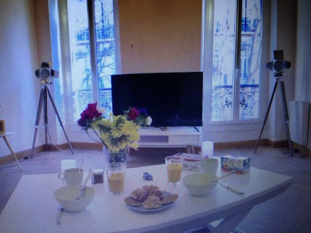 Komfortable ferienwohnung - Cherbourg-Octeville - Lägenhet
