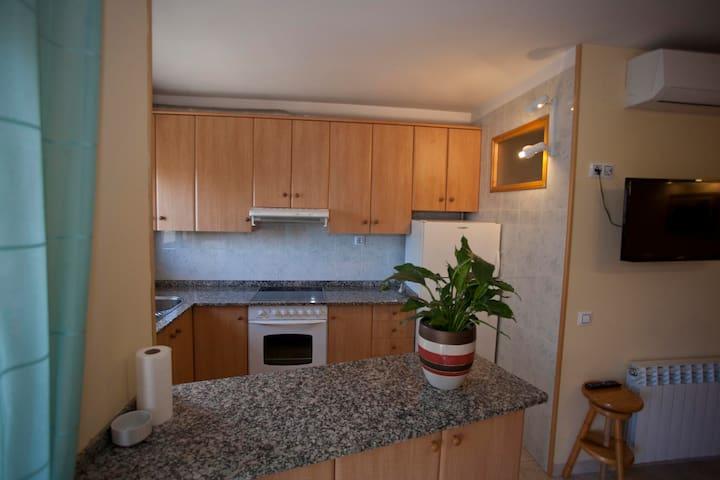 Apartamento 3 personas - Calaceite - Lägenhet