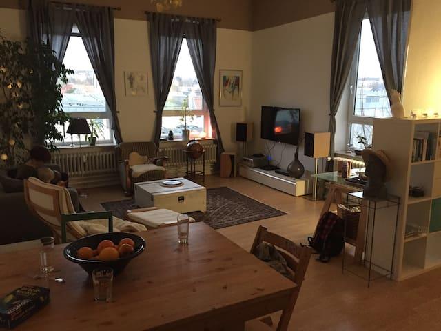3 Zimmer -  Zentral in Flensburg - Flensburg - Daire