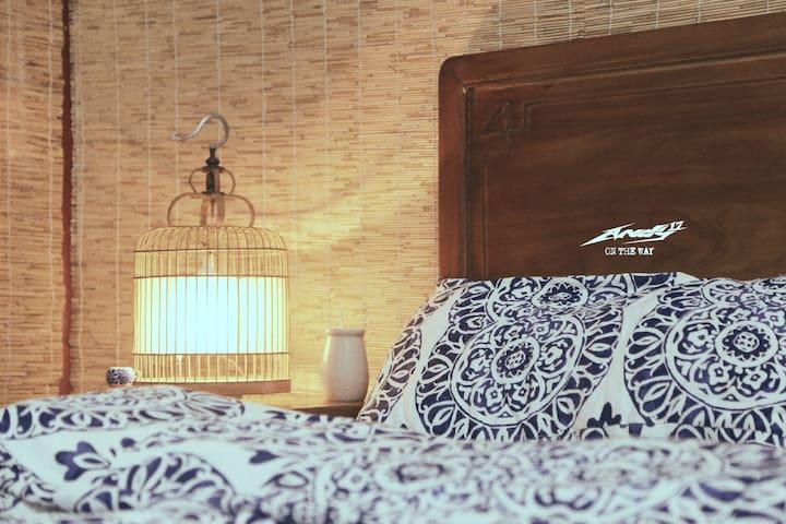 【东厢隐禅】这不仅仅是习大大隔壁的梨花大床 - Beijing - Appartement