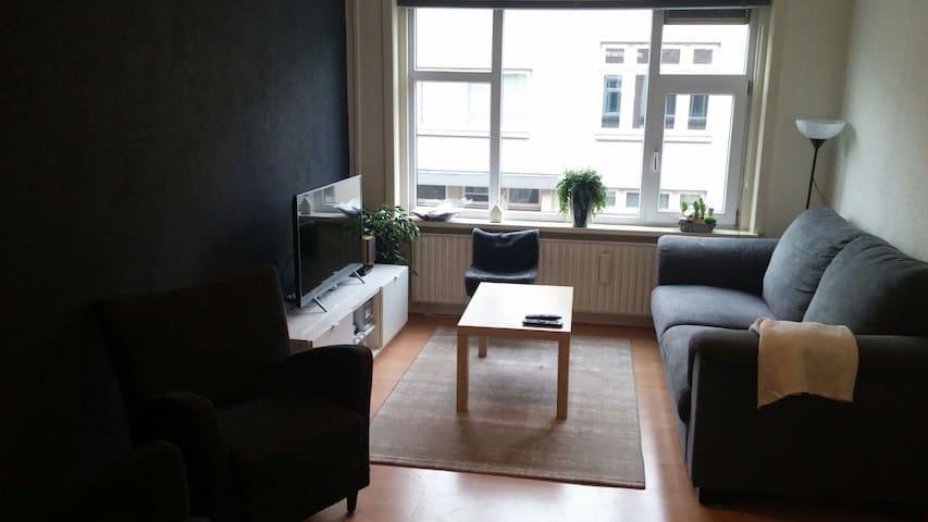 Beautiful and classic '30s apartment (70m2) - Utrecht - Departamento