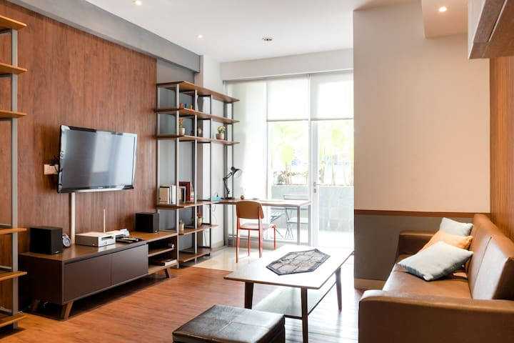 Janis Residence @ Dago Suites - Bandung - Coblong - Appartement