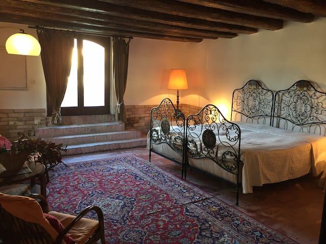 Dafne: appartamento in Villa Veneta - Brugine - Apartamento