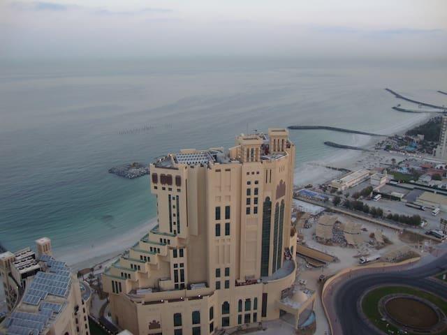 Modern with an amazing sea view - Ajman - Departamento