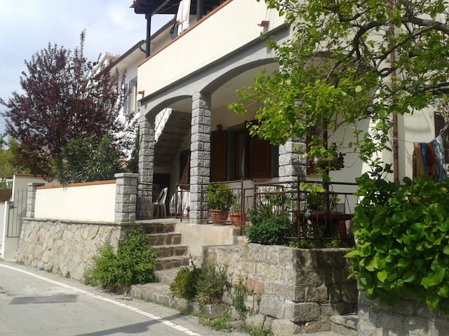 Island of Elba - Pomonte  IRIS - Pomonte