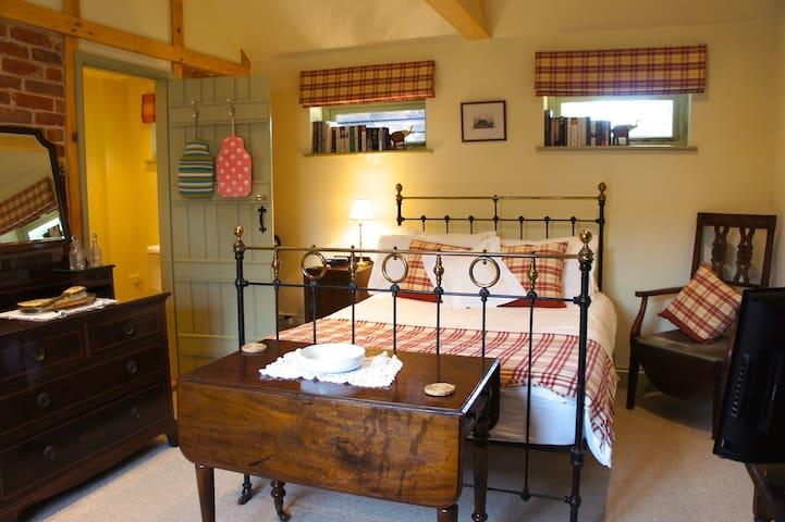 Bedfordshire -Double Room - Ensuite - Bedford - Appartement