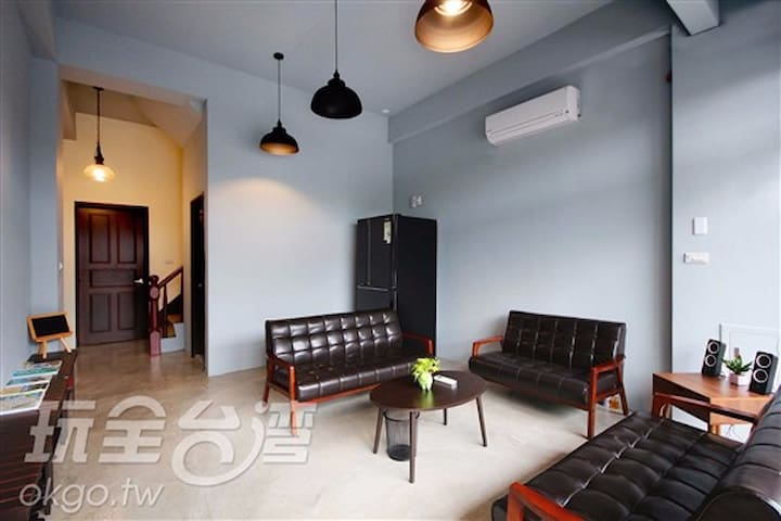 jungle-C201 - Taitung - Bed & Breakfast