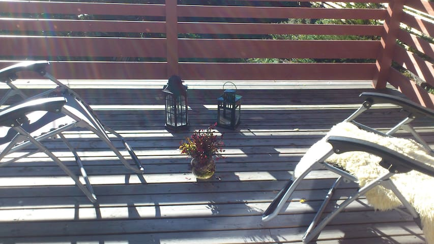 peaceful area 20 minutes from city center - Sandvika - Appartement
