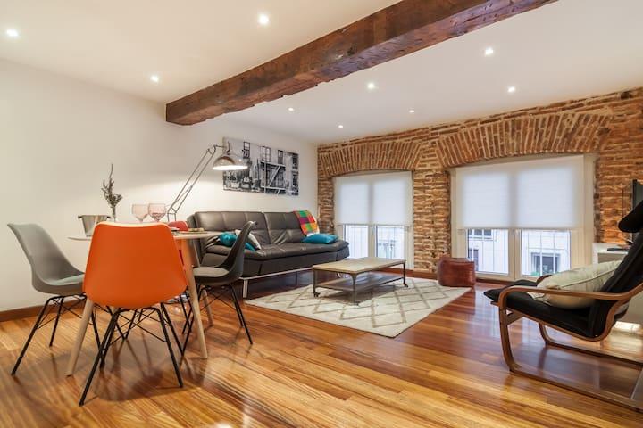 Apartamento Centrico Estilo Loft - Santander - Pis