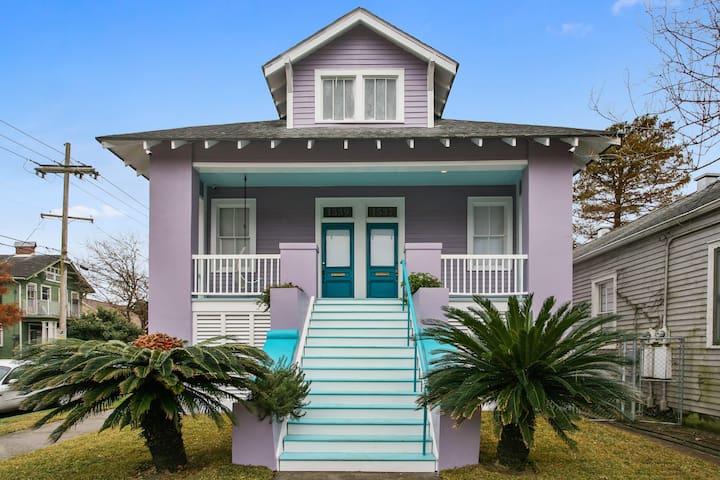 Spacious Uptown Retreat - La Nouvelle-Orléans - Appartement