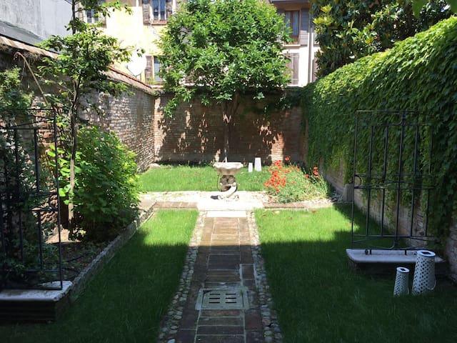 Suite Giardino Segreto, Centro Mantova - Mantova - Ev
