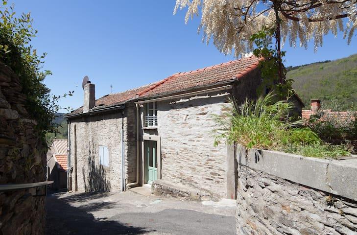 Maison Bougie - Labastide-Esparbairenque - Huis