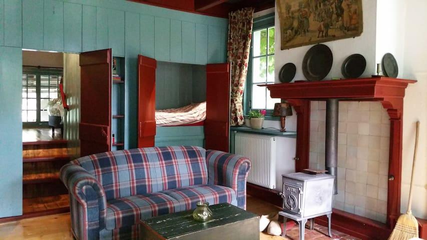 Appartement in antiekboerderij - Annen - Autre