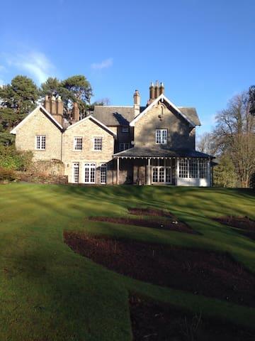 Cefn Parc Family room - Brecon - Huis
