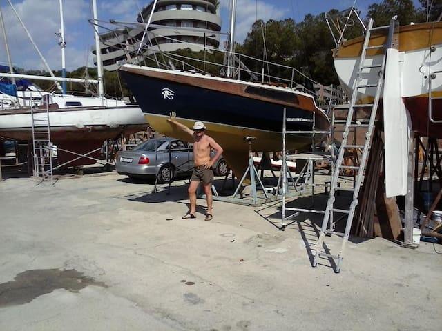 Leo skipper sleeps 4 people - Pescara - Barco