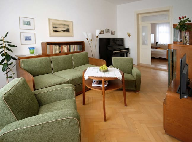 Appartment for long stay - Kolín - Huis