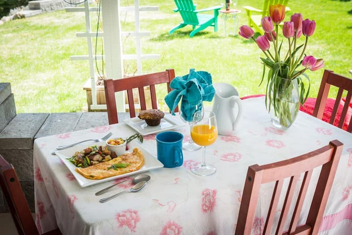 Annie's Bed and Breakfast - Balfour - Pousada