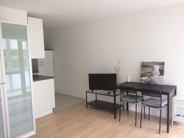 Vollmöblierte Wohnung IN Zentrum, 850€/Mon.warm - Ingolstadt - Lägenhet