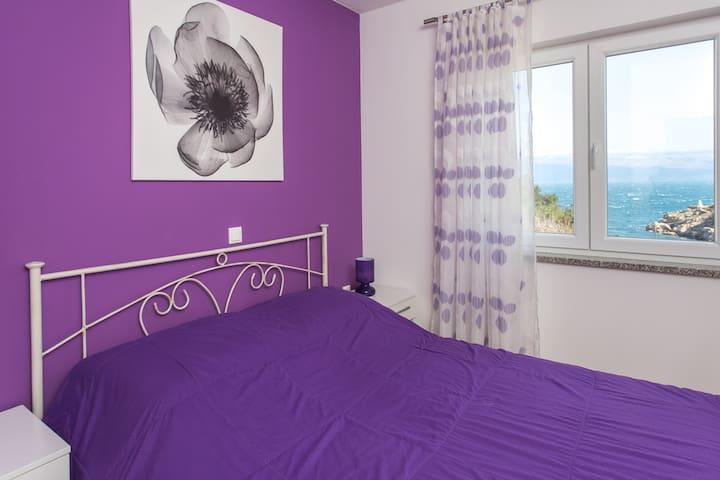 Holiday Apartments Stasic APP.3 - Vrbnik - Lägenhet