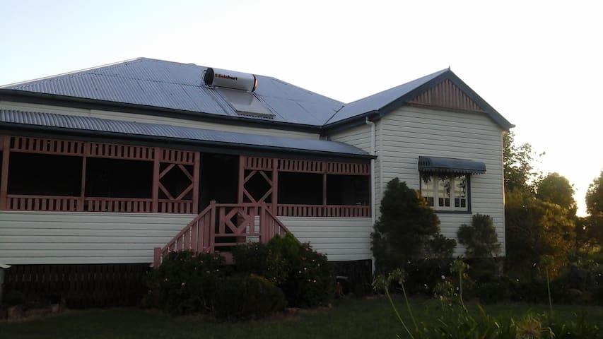 Rosebank Homestead and Farmstay - Yamsion - Hus