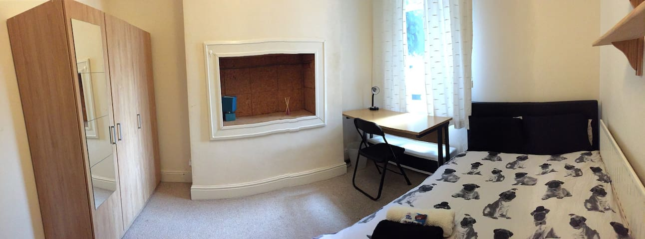 West End Double Room (#2) - Lincoln - Bed & Breakfast