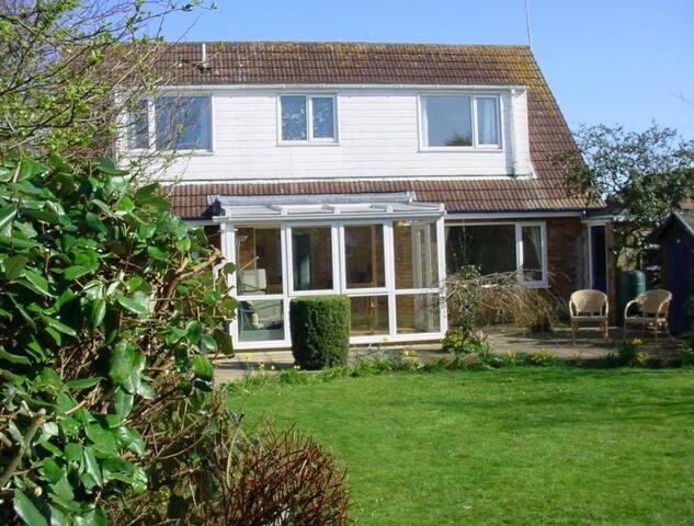 4 bedroom detached house near Southwold, Suffolk - Reydon - Huis