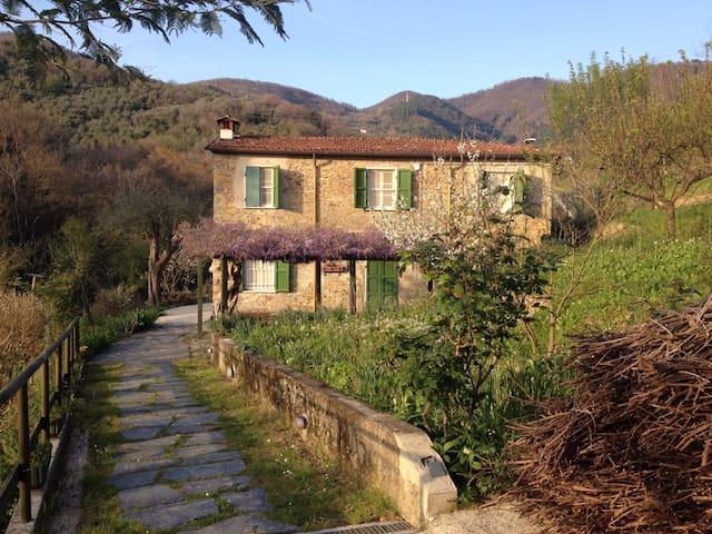 Camera privata, casolare nel bosco - Castelnuovo Magra  - Annat