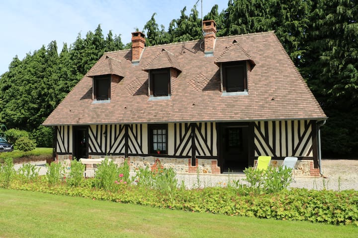 Maison normande à 15 min d'Honfleur - Quetteville - Ev