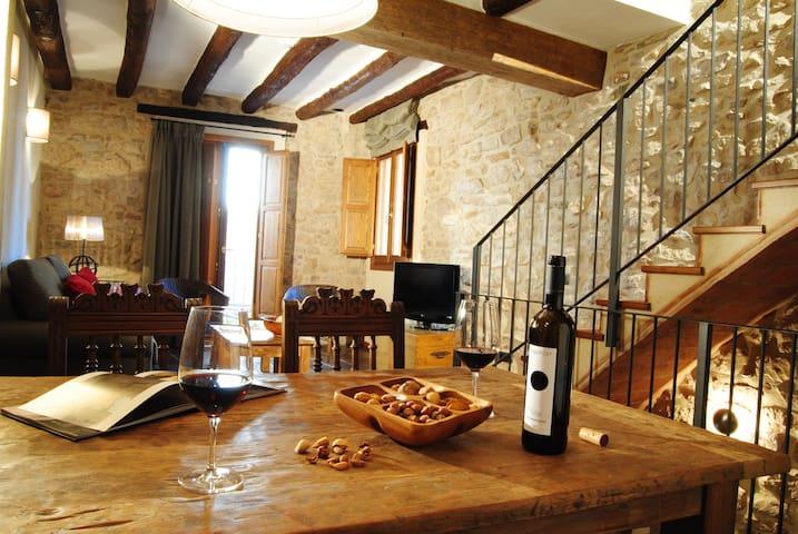 Casa rural, Cal Porxo - Pradell de la Teixeta - Casa