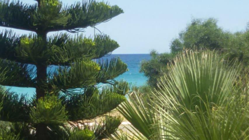 Villetta sul mare - casa vacanze - Fiumarella - Daire