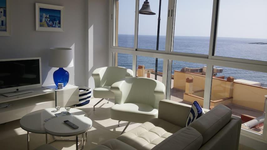 Apartamento en Playa con vistas al mar, nº 10 - Taliarte - Daire