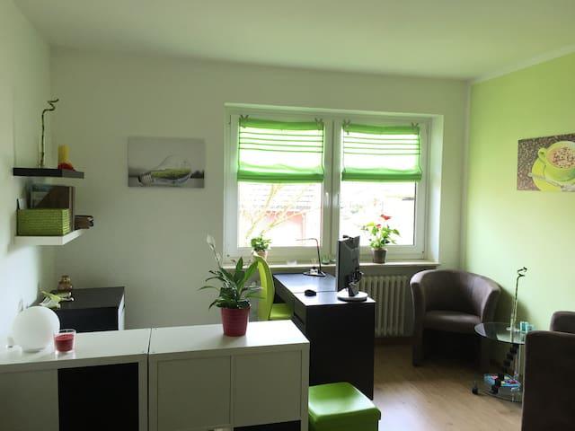 """""""Grüne Harmonie"""" Multi Room - Hambourg"""