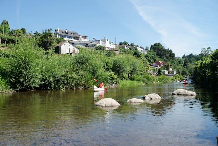 Quinta do Rio Sousa - 3 APARTMENTS - Porto - Villa