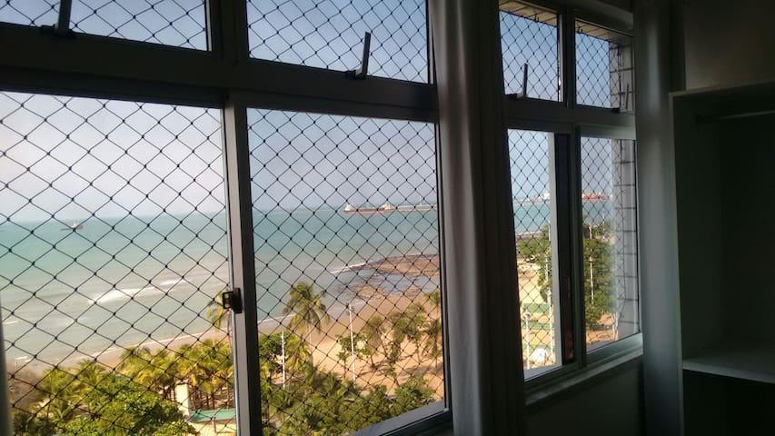In front of Beach / Praia Meireles Quarto 2 - Fortaleza - Departamento