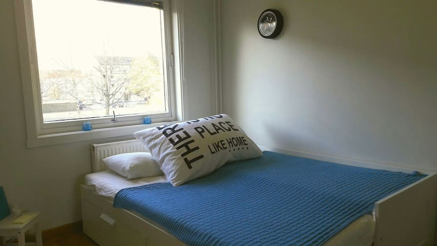 Cozy room 10min from Oslo! Welcome! - Lillestrøm