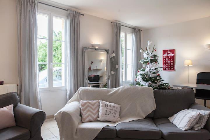 Maison de charme proche St Emilion - Sainte Terre - Ev