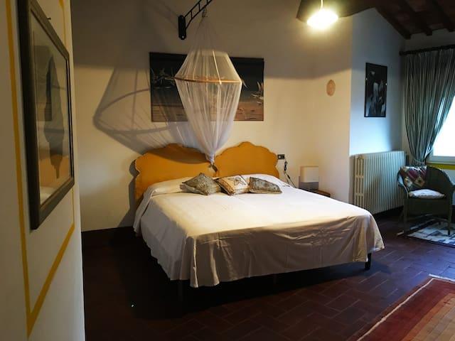 """Camera """"Giardino Sospeso"""" - Buggiano Castello"""