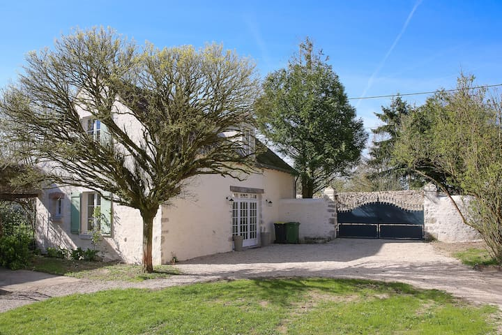 LILAS, House close to chambord and blois castles - Concriers