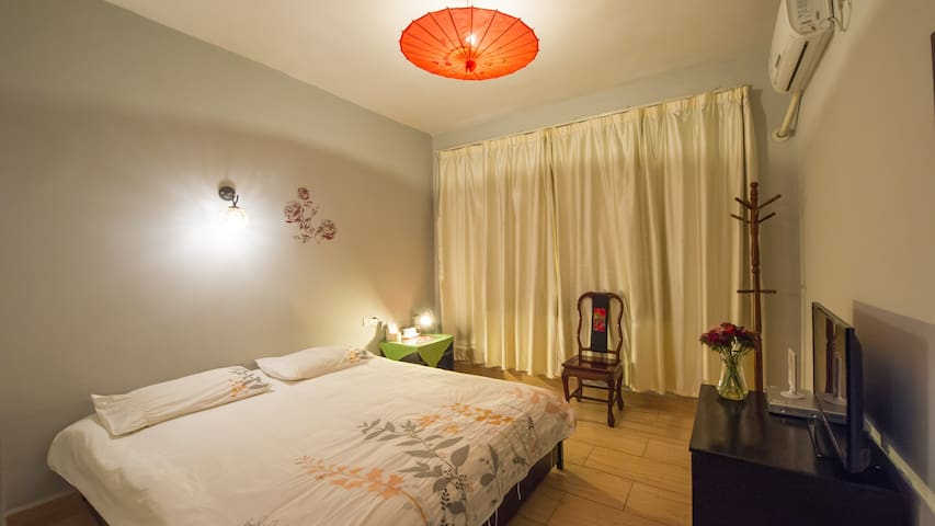 This Old Place (Standard Double Room) - Guilin - Apartemen
