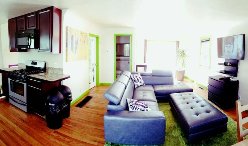 Old Town Bungalow - Fort Collins - Talo