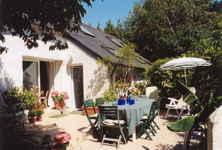 Maison indépendante - Finistère -Sud - - Châteaulin - Hus