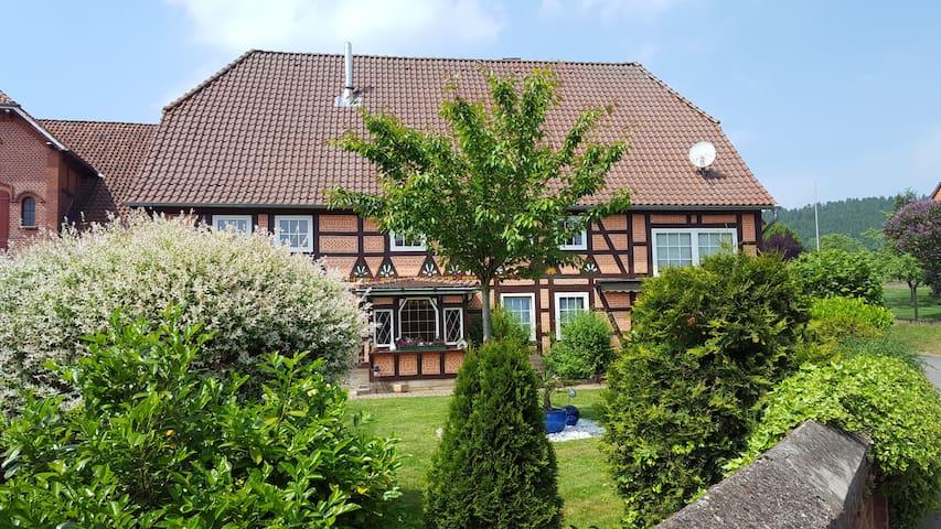 Idylle mit Messeanbindung - Hessisch Oldendorf - Gjestehus